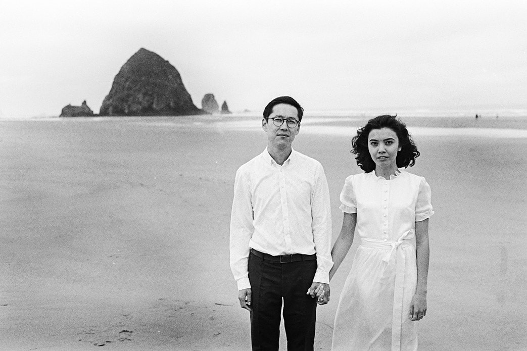 couple photo on film oregon
