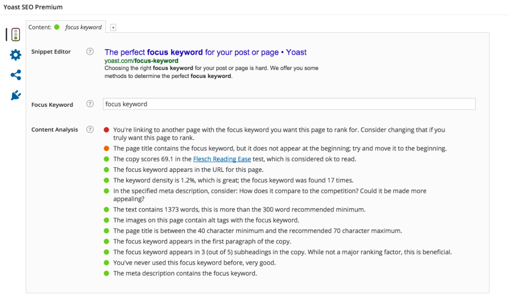 yoast seo plugin photo